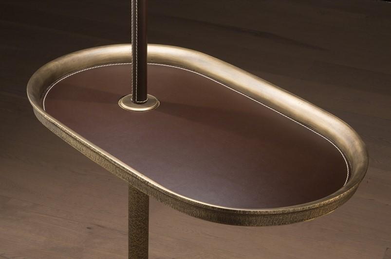 Cast Brass Plus Hammered Bronze Finish Equals Beauty of Handiwork